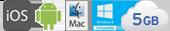 Icon 5GB